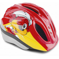 Casque PUKY PH1 XS Rouge