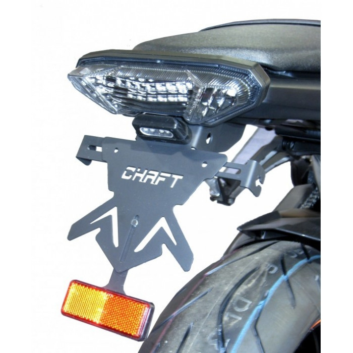 Support de plaque CHAFT MT-09 / 10 / Tracer