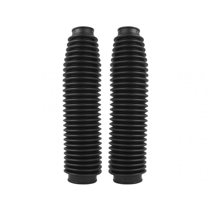 Soufflets de fourche POLISPORT noir 250 mm - ø32 mm