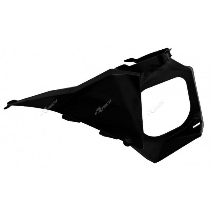 Plaques latérales droite RACETECH noir KTM
