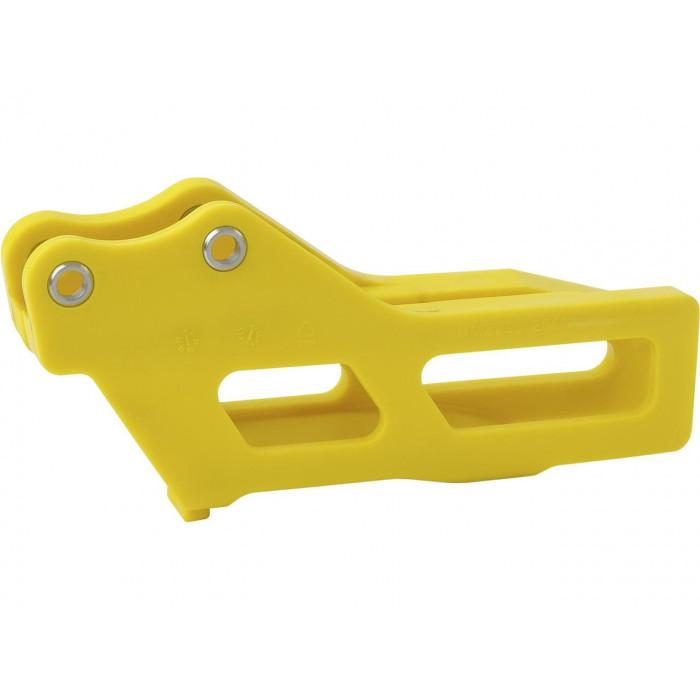 Guide chaîne POLISPORT jaune Suzuki RM-Z450