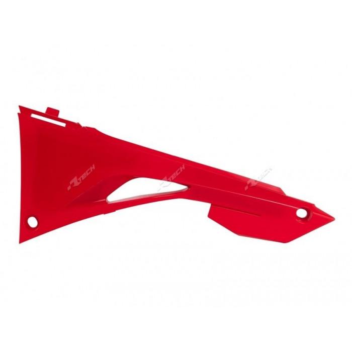 Cache boîte à air RACETECH rouge Honda CRF250R/450R