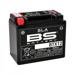 Batterie BS BATTERY BTX12...