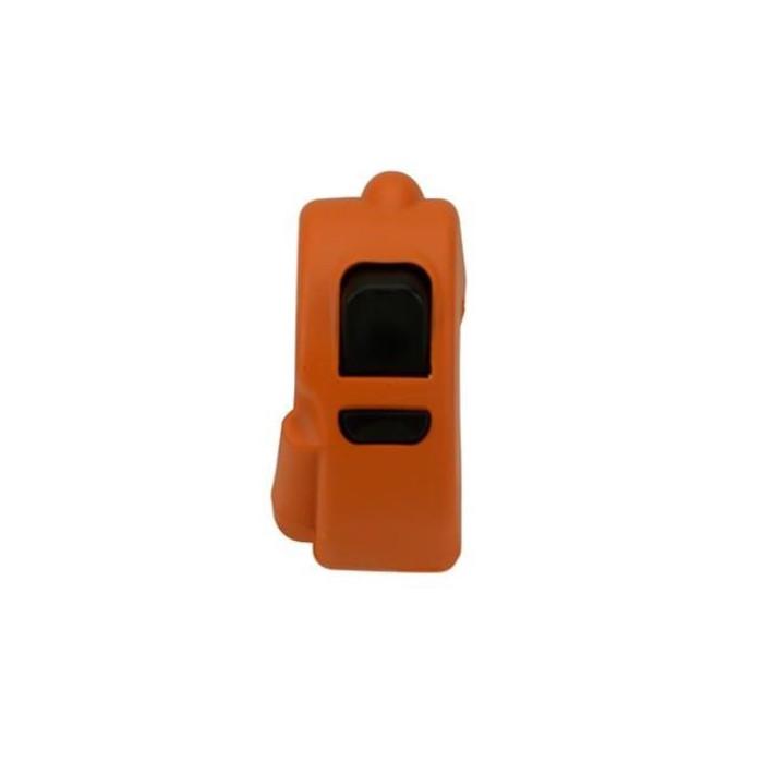 Commutateur coupe-contact Tommaselli orange pour guidons Ø21,95 à 22,30mm