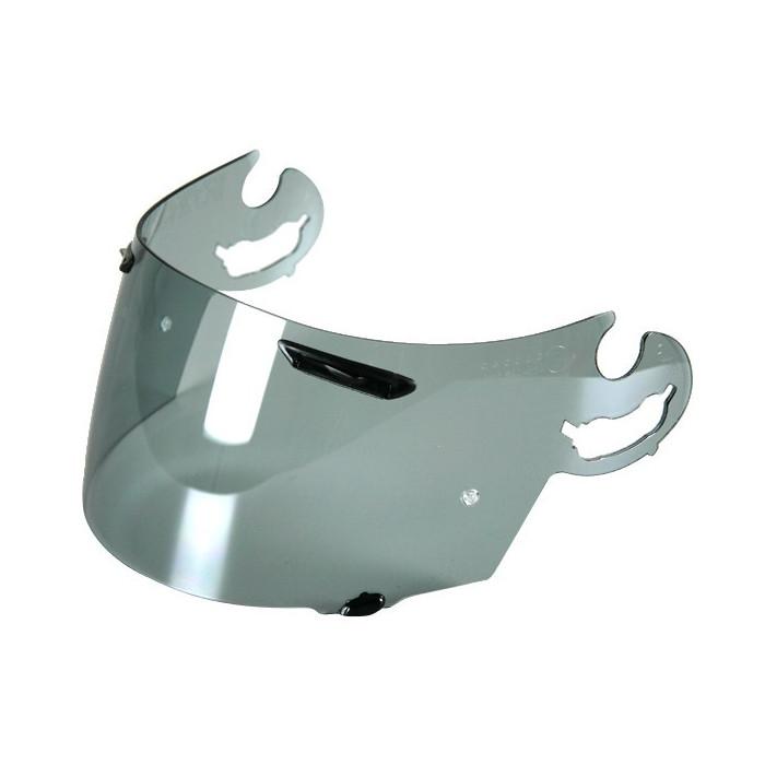 Écran ARAI SAL Pinlock fumé clair pour casques RX7 Corsair/Viper/Astro-Light/Chaser/Axces