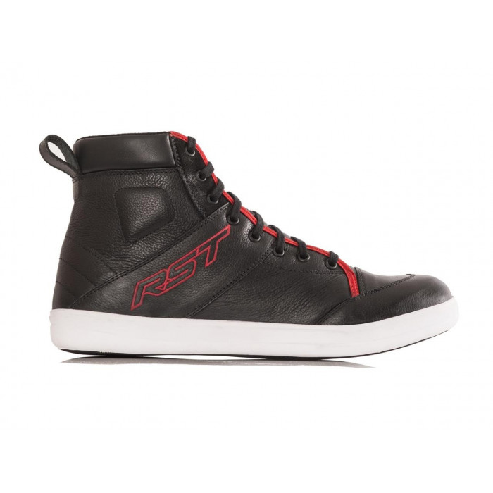 Bottes RST Urban II Route standard noir/rouge 44 homme