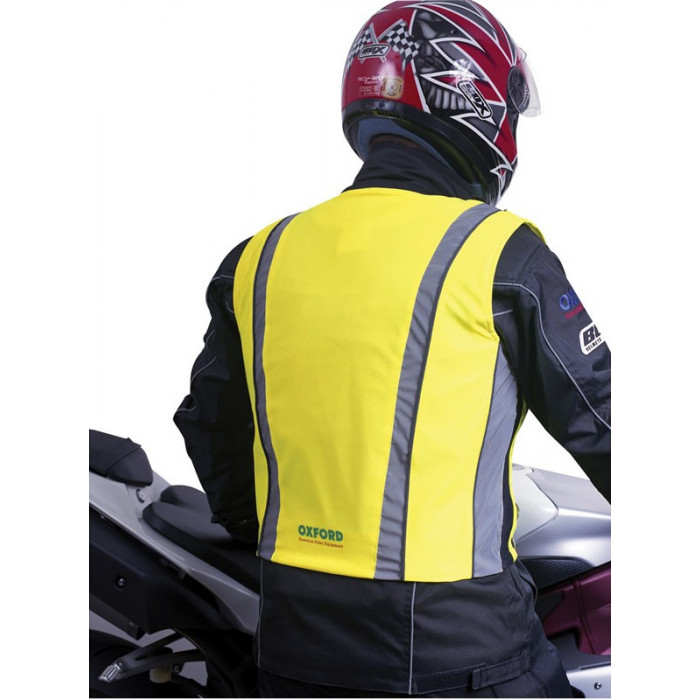VESTE REFLECHISSANTE BRIGHT TOP ACTIVE M