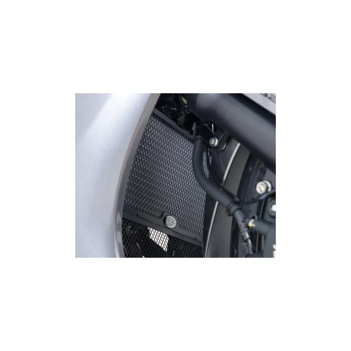 Protection de radiateur R&G RACING alu noir Honda CBR500R