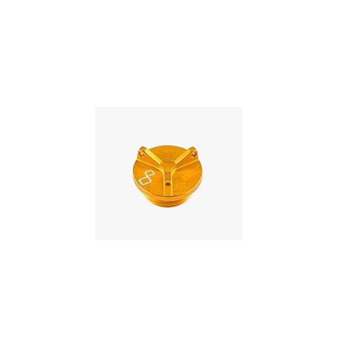 Bouchon de carter d'huile LIGHTECH M20x2,5 3 pans alu or