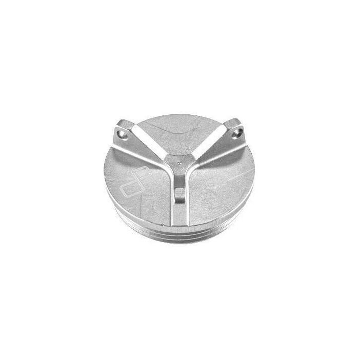 Bouchon carter d'huile LIGHTECH M34 X 1,5 (3 trous) argent