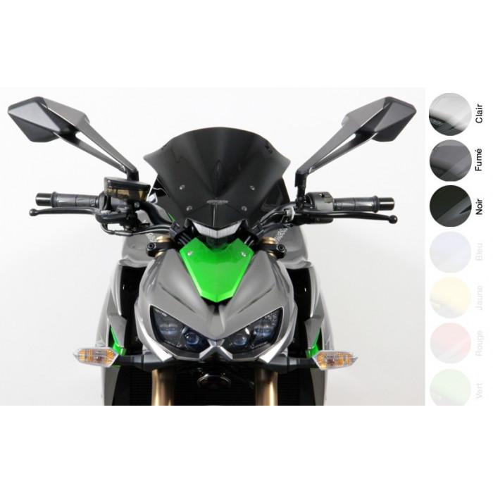 Saute-vent MRA Sport fumé Kawasaki Z1000