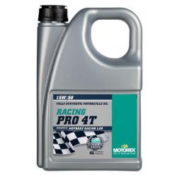 Huile moteur MOTOREX Racing...