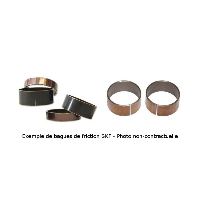 Bague de friction extérieure SKF fourche SHOWA Ø47