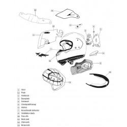 Pro-Shade System ARAI VAS-V...