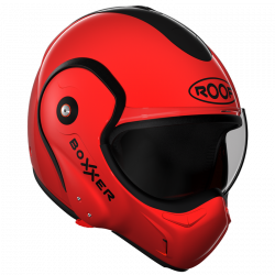 Casque Boxxer RO9 rouge