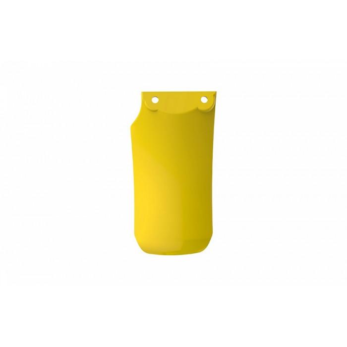 Bavette d'amortisseur POLISPORT jaune Suzuki RM-Z450