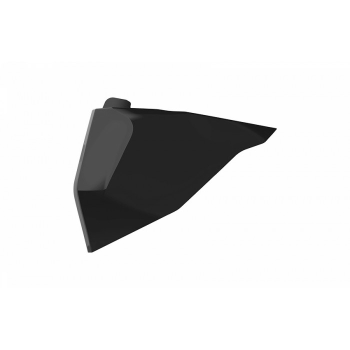 Cache boîte à air POLISPORT noir KTM SX/SX-F