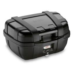 Top-case GIVI Trekker TRK52N noir 52L
