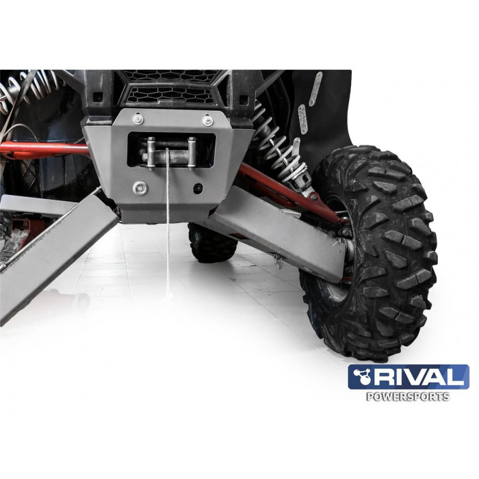 Support de treuil RIVAL Polaris RZR XP1000/Turbo