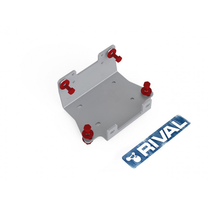 Support de treuil RIVAL Yamaha Grizzly 700