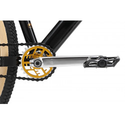 BMX SE BIKES DJ Ripper 26 SEBIKES rétro noir or