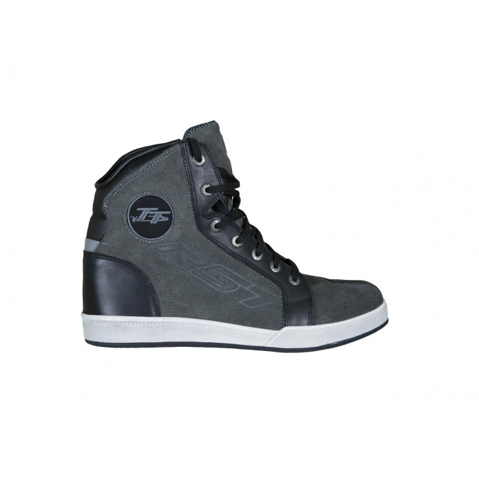 Bottes RST IOM TT Crosby Suede WP CE gris taille 44 homme