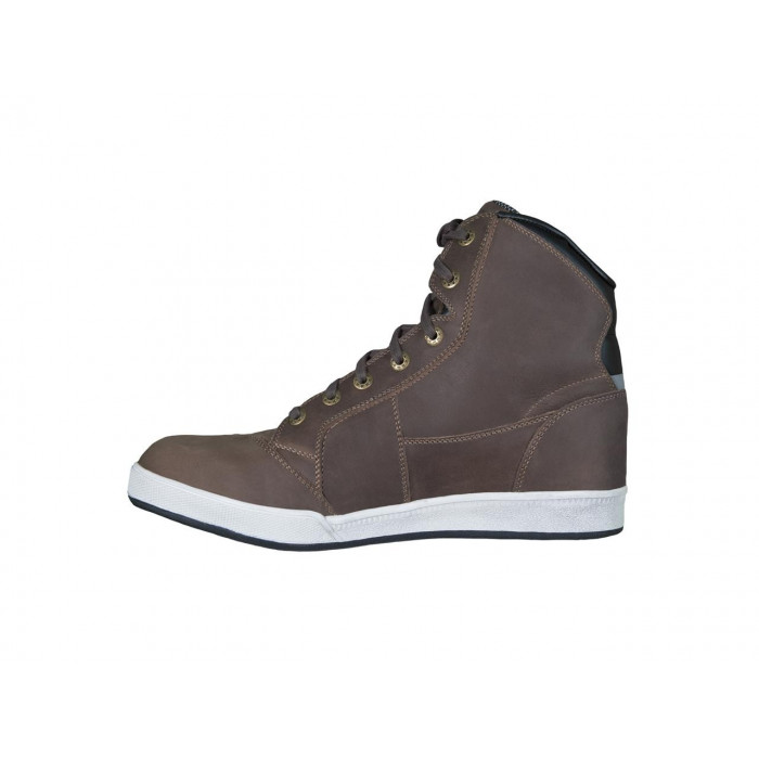 Bottes RST IOM TT Crosby Suede WP CE marron taille 45 homme