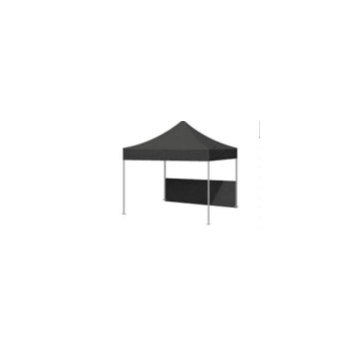 Demi-panneau amovible pour Tonnelle BIHR Home Track 3x3m (réf. 980126)