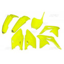 Kit plastique UFO jaune...