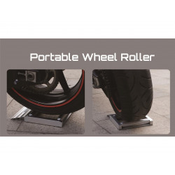 Tourne-roue BIHR portable...