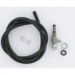 Kit robinet essence M10 durite 5*8