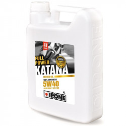 Huile moteur IPONE Katana Full Power 5w40 4L route