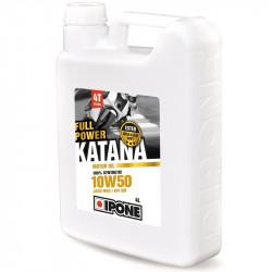 Huile moteur IPONE Full Power Katana 10w50 4L