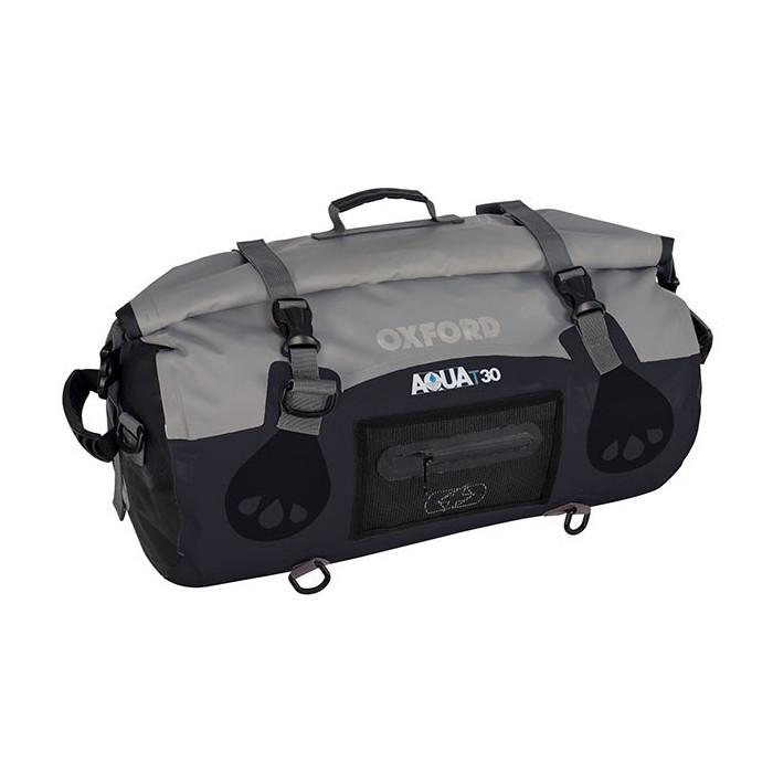 Sac OXFORD Aqua Roll Bag T-50 litres noir/gris