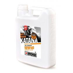 Huile moteur IPONE Katana Off Road 10w40 4L