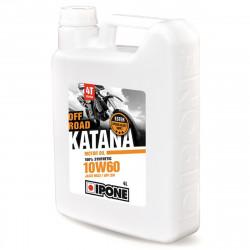 Huile moteur IPONE Katana Off Road 10w60 4L