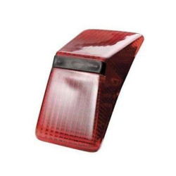 Feu arrière rouge souple type HONDA XR
