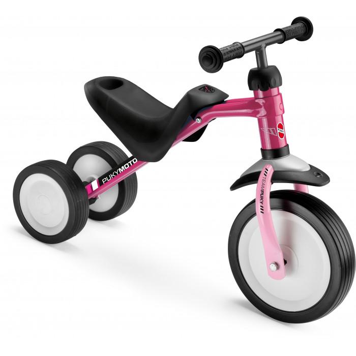 Porteur enfant moto PUKY rose