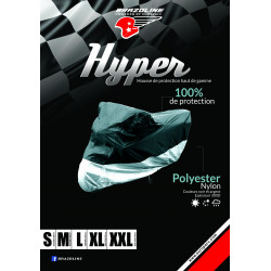 Housse moto HYPER - TAILLE S