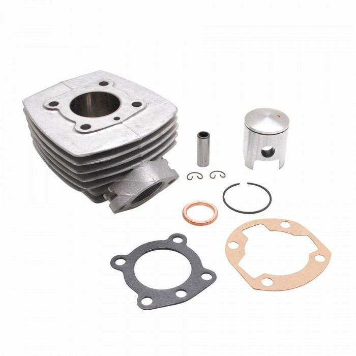 Cylindre cyclo adaptable peugeot 103 air t6 avec joints (airsal alu)