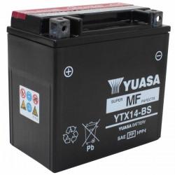 Batterie 12v 12 ah ytx14-bs...