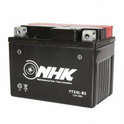 Batterie 12v  3 ah ytx4l-bs...