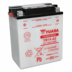 Batterie 12v 14 ah yb14-a2...