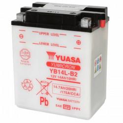 Batterie 12v 14 ah yb14l-b2...