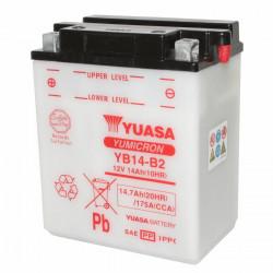 Batterie 12v 14 ah yb14-b2...