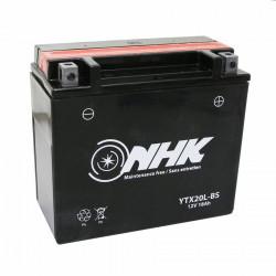 Batterie 12v 18 ah...