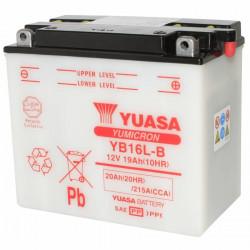 Batterie 12v 19 ah yb16l-b...