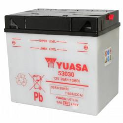 Batterie 12v 30 ah 53030...