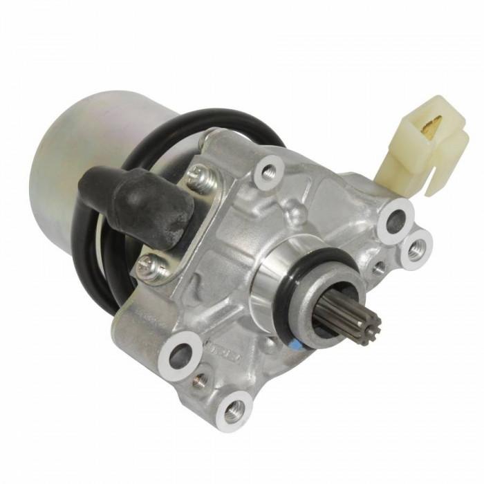 Demarreur maxiscooter adaptable aprilia 125 rs 1995+ (moteur rotax - sens de rotation droit) -p2r-