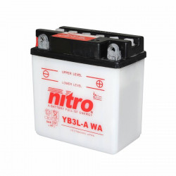 Batterie 12v  3 ah yb3l-a...